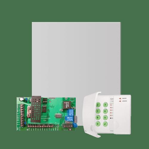Micron Alarm 8 Zone LED Keypad