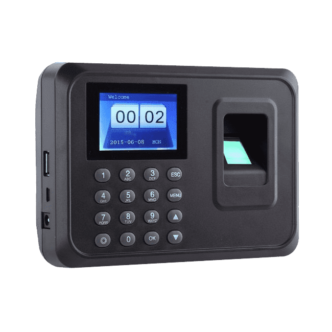 Standalone Fingerprint Time Attendance