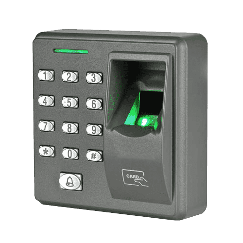 Standalone Fingerprint Card Access