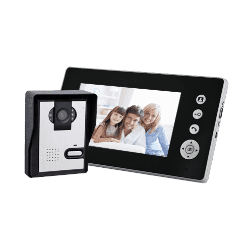 Wireless Video Doorphone